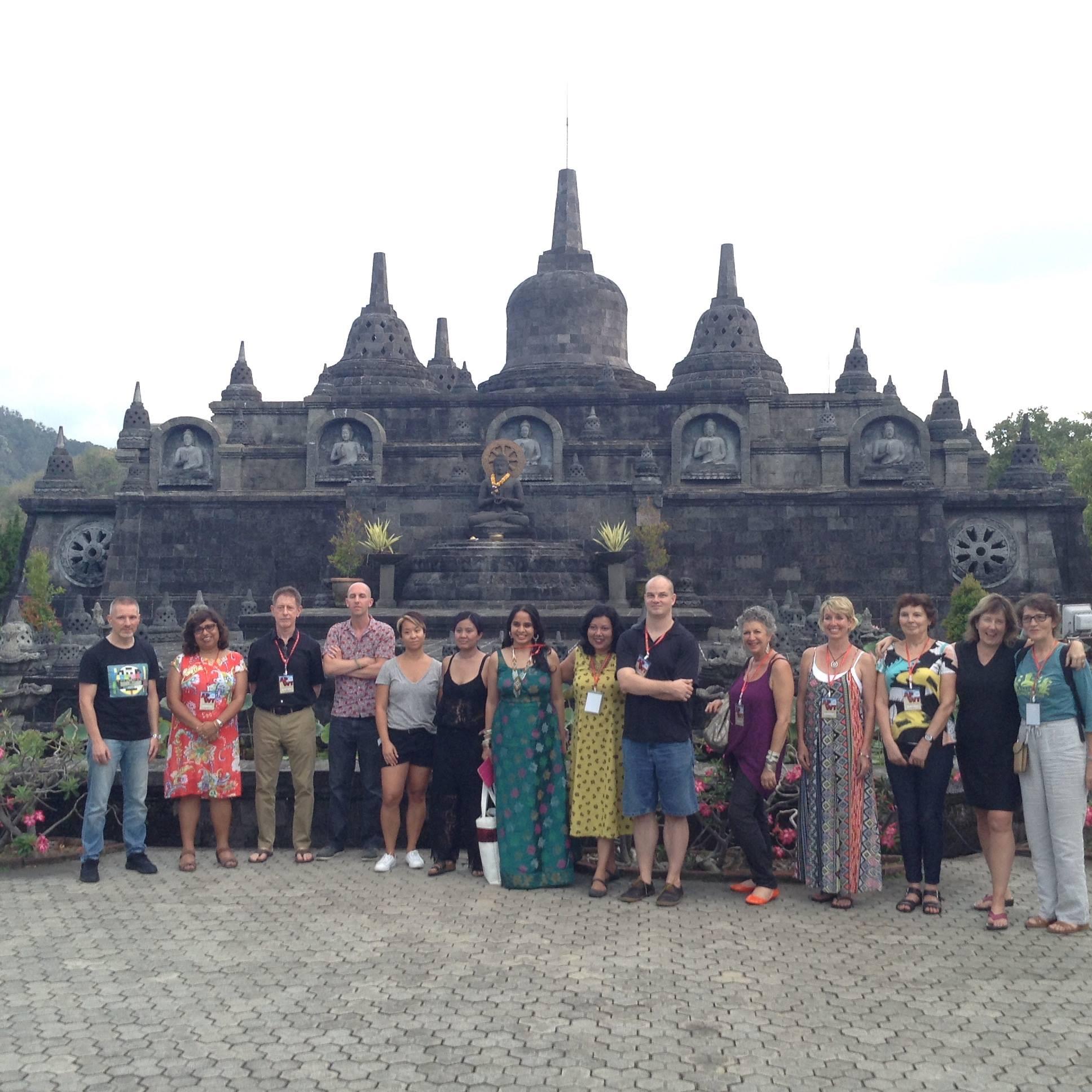 Temple Workshop